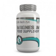 BioTech USA Magnesium kapszula - 120db