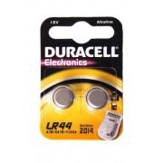 Duracell Alkaline LR44 A76/KA76/V13GA 1.5V 2 Stuks