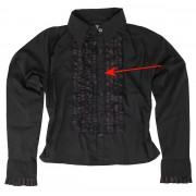 košile dámská BAT ATTACK - Black - N029