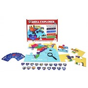 India Explorer for 6+ - Unique Learning Game about India and all its States - IThink Games