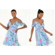 Zibi London Ltd £11.99 (from Zibi London) for a Zibi London flower cami dress, choose from two colours!