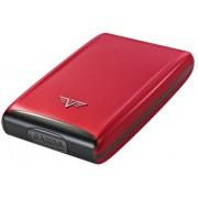 Tru Virtu Razor Card Case Red Pepper