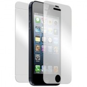 Shree Retail Screen Protector Diamond Scratch Guard Both Front And Back For Apple Iphone 4 4G 4s ( Pack Of 2)
