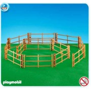 Playmobil Paddock, Brown