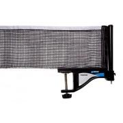 Donic Schildkröt tafeltennisnet Friend 175 x 15 cm zwart