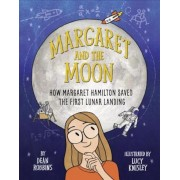 Margaret and the Moon, Hardcover