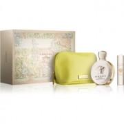 Versace Eros Pour Femme set cadou XIV. Eau de Parfum 100 ml + Eau de Parfum 10 ml + geanta cosmetice