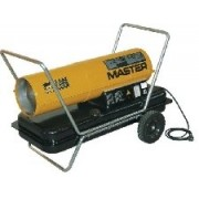 Generator aer cald pe motorina cu ardere directa MASTER B 150 CED