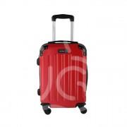JUSTGLAM Trolley da cabina justglam ultraleggero 50cm rosso