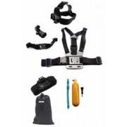 Set 11 accesorii camera sport GoPro iUni Kit8