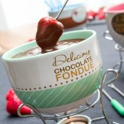Vintage Choklad Fondue