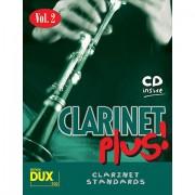 Dux Clarinet Plus! Vol.2 Play-Along