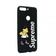 Husa de protectie Supreme The Simpsons pentru OnePlus 5T Silicon B258