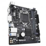 Дънна платка Gigabyte H310M S2V 2.0, LGA 1151, 2 x DDR4 DIMM, 4 x SATA 6Gb/s, Micro ATX
