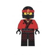 "Lego Ninjago Movie 20"" Ninja Pillow Buddy Plush Toy - Red Warrior"