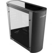 Carcasa desktop in win 915 Big Tower, sticla, negru