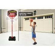 Kids' Basketball Hoop & Ball Set