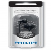 Audifonos Philips EarBuds SHE-2100 Color Negro