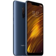 "Telefon Mobil Xiaomi Pocophone F1, Procesor Octa-Core 2.8GHz/1.8GHz, IPS LCD capacitive touchscreen 5.99"", 6GB RAM, 128GB Flash, Camera Duala 12+5MP, Wi-Fi, 4G, Dual Sim, Android (Albastru) + Cartela SIM Orange PrePay, 6 euro credit, 6 GB internet 4G, 2,0"