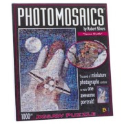 Space Shuttle Photomosaics Jigsaw Puzzle by Robert Silvers by BGI puzzles