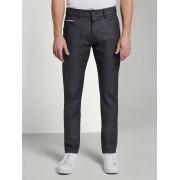 TOM TAILOR Josh regular slim jeans, Heren, Clean Raw Blue Denim, 33/36