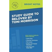 Study Guide to Beloved by Toni Morrison, Paperback/Intelligent Education
