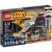 Set de constructie Lego Naboo Starfighter