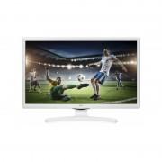 "Televisor Monitor 28"" Lg 28TK410V-WH Hd Ready Blanco"