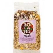 Musli cu cereale si fructe uscate 1kg SOLARIS