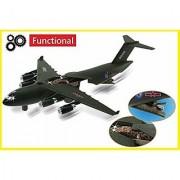 JGG Jain Gift Gallery Die Cast Metal Load Master Airforce N 9020 Color May Vary