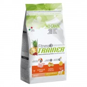 Trainer Fitness 3 Adult Medium/Maxi con conejo y patatas - 2 x 12,5 kg - Pack Ahorro