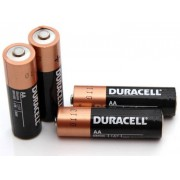 Duracell 4 x piles AA alcalines Duracell