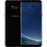 "Samsung Smartphone Samsung Galaxy S8 Plus Sm G955f Dual Sim 64 Gb 4g Lte Wifi 12 Mp Dual Pixel Octa Core 6.2"" Quad Hd+ Super Amoled Refurbished Midnight Black"