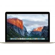 Laptop Apple MacBook 12 Retina Intel Core i5 1.3 GHz Dual Core Kaby Lake 8GB DDR3 512GB SSD Intel HD Graphics 615 Mac OS Sierra Gold INT keyboard