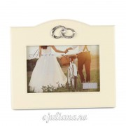 Rama de nunta Amore cu verighete