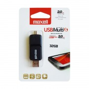 Flash Drive USB 2.0 OTG Bumblebee Maxell, 32 GB