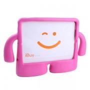 Skumfodral iPad 2 / 3 / 4 - Rosa färg