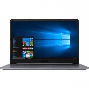 "Laptop Asus VivoBook S510UA-BQ568R, 15.6"" FHD, Intel Core I7-8550U, RAM 8GB DDR4, SSD 256GB, Windows 10 Professional"