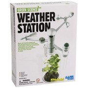 4M Green Science Weather Station by 4M by Great Gizmos