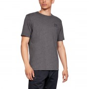 Under Armour Majica Sportstyle Left Chest SS Grey L