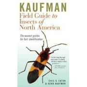 Kaufman Field Guide to Insects of North America, Paperback