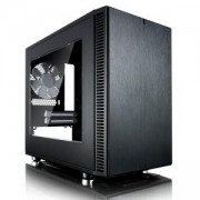 Кутия Fractal Design DEFINE NANO S BLACK WINDOW