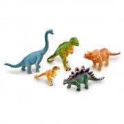 Set dinozauri - figurine mari pentru bebelusi
