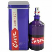 Curve Connect For Women By Liz Claiborne Eau De Toilette Spray 3.4 Oz