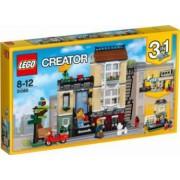 LEGO CREATOR - CASA DE PE STRADA PARCULUI 31065