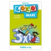 Lobbes Maxi Loco - Tafels 11 - 25 (9-11)