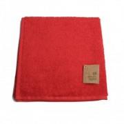 Dille&Kamille Essuie-mains, coton bio, rouge, 50 x 50 cm