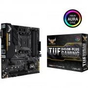 Matična ploča Asus TUF B450M-Plus Gaming Baza AMD AM4 Faktor oblika Micro-ATX Set čipova matične ploče AMD® B450