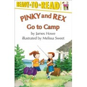 Pinky and Rex Go to Camp, Paperback