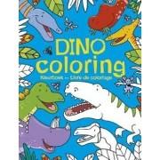 Deltas Kleurboek Dino Coloring
